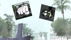 HUD by Mr.Shadow para GTA San Andreas