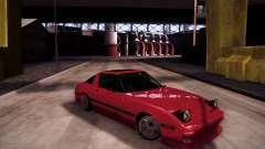 Mazda RX7 FBS3 para GTA San Andreas