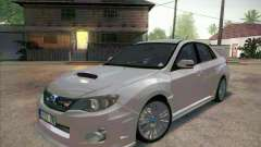 Subaru Impreza WRX STI 2011 Sedan para GTA San Andreas