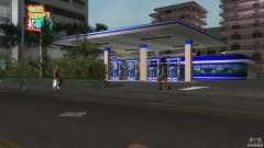 Aral Tankstelle Mod para GTA Vice City