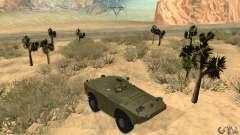 BRDM-1 piel 1 para GTA San Andreas
