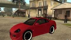 Mitsubishi Eclipse 2003 V1.0 para GTA San Andreas