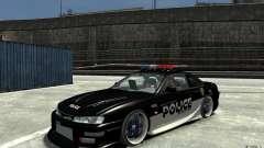 Nissan 200SX Police v0.2 para GTA 4