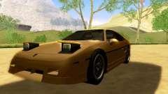 Pontiac Fiero V8