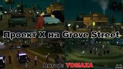 Proyecto x en Grove Street