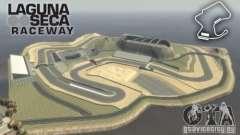 Laguna Seca ( Final ) para GTA 4