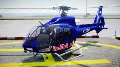 Eurocopter EC130 B4 Red Bull para GTA 4