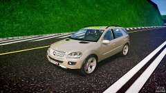 Mercedes-Benz ML 500 v1.0 para GTA 4
