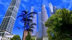 Rascacielos en Los Santos