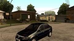Dacia Logan 2008 para GTA San Andreas