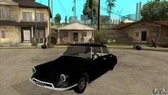 Citroen ID 19 para GTA San Andreas