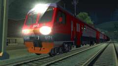 ÈD4M-0171 RUSSIAN RAILWAYS para GTA San Andreas