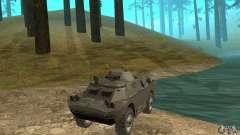 Versión de invierno BRDM-2