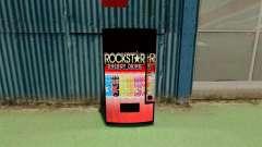 Rockstar bebida energética»