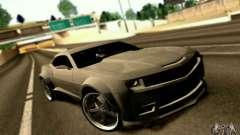 Chevrolet Camaro Tuning para GTA San Andreas