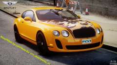 Bentley Continental SS 2010 ASI Gold [EPM]