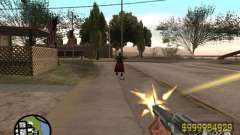 Como el Counter Strike para GTA San Andreas