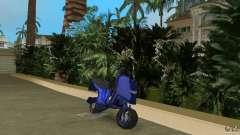 Aprilla SR 50 Racing para GTA Vice City