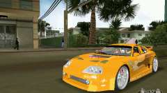 Toyota Supra para GTA Vice City