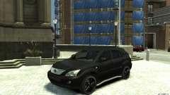 Lexus RX 400h para GTA 4