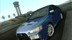 Mitsubishi Lancer Evolution X 2008 para GTA San Andreas