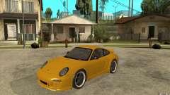 Porsche 911 Sport Classic para GTA San Andreas