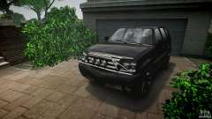 Cavalcade FBI car