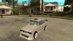 412 AZLK sintonizado para GTA San Andreas