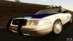 Ford Crown Victoria Virginia Police para GTA San Andreas