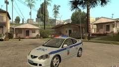 Acura RSX-S DPS Barnaul ciudad para GTA San Andreas