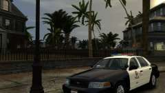 Ford Crown Victoria LAPD [ELS] para GTA 4