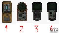 Detector de l. a. t. s. k. e. R # 4 para GTA San Andreas