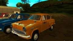 Taxi Moskvich 403