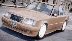 Mercedes-Benz W124 E500 1995 para GTA 4