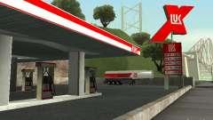 Carga de LUKOIL para GTA San Andreas