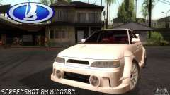 VAZ 2110 WRC para GTA San Andreas