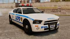 Policía de búfalo ELS para GTA 4