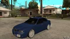 Alfa Romeo 156 Light Tune para GTA San Andreas