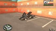 McLaren F1 para GTA San Andreas