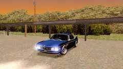 BMW 30 CSL Drift para GTA San Andreas