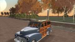 Chevrolet Fleetmaster 1948 para GTA San Andreas