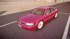 Audi A8 6.0 W12 Quattro (D2) 2002