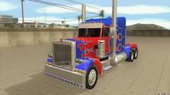 Peterbilt 379 Optimus Prime