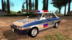 VAZ 2109 policía