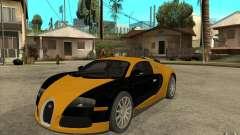 Bugatti Veyron v1.0