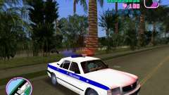 Volga Gaz 3110 policía para GTA Vice City