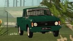 IZH 27151 PickUp para GTA San Andreas