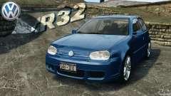 Volkswagen Golf 4 R32 2001 v1.0 para GTA 4