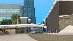 Vuelos en Liberty City para GTA San Andreas