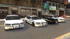 Chevrolet Impala 2003 NYPD V2.0 para GTA 4